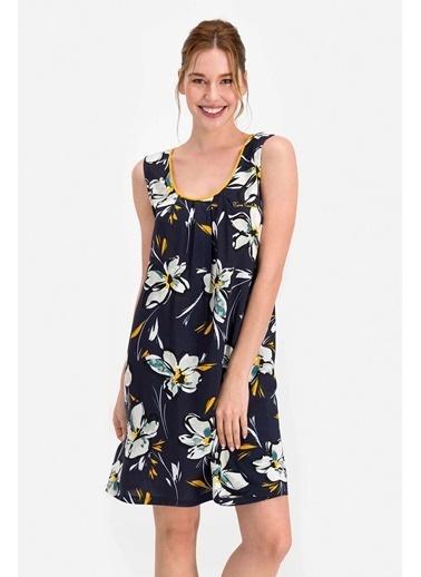 Pierre Cardin Lily Lacivert Kadın Elbise Lacivert